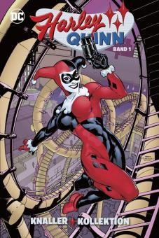 Harley Quinn: Knaller-Kollektion Band 1 (Hardcover)