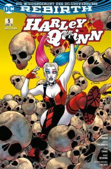 Harley Quinn (Rebirth) 5: Familienbande