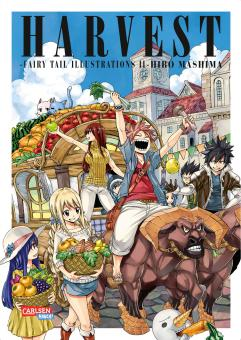 Fairy Tail Harvest - Fairy Tale Illustrations