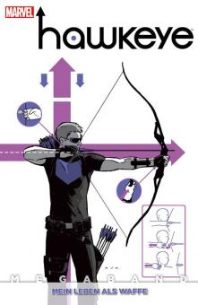 Hawkeye Megaband 1: Mein Leben als Waffe