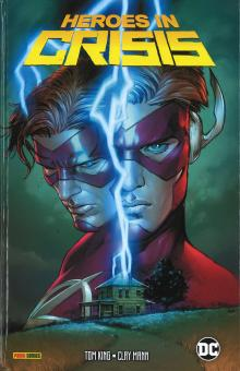 Heroes in Crisis Paperback (Hardcover)
