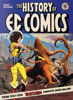History of EC Comics