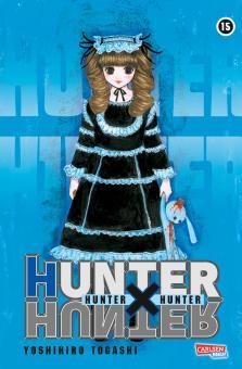 Hunter X Hunter Band 15