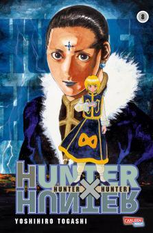 Hunter X Hunter Band 8