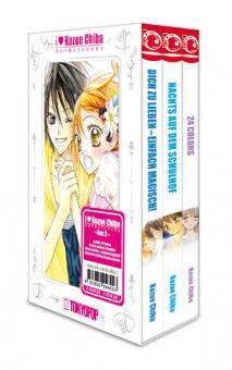 I love Kozue Chiba (3 Bände im Schuber) Box 2