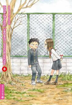 Nicht schon wieder, Takagi-san Band 8
