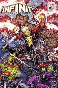 Infinity Countdown 2: Der Krieg um die Infinity-Steine