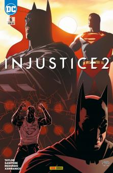 Injustice 2 Band 6: World's Finest