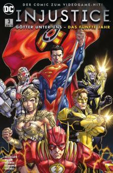 Injustice - Götter unter uns: Das fünfte Jahr Band 3