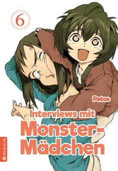 Interviews mit Monster-Mädchen Band 6