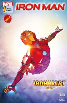 Iron Man Sonderband (2017) 1: Die nächste Generation