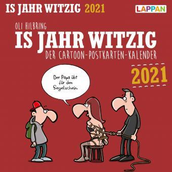Is Jahr witzig 2021