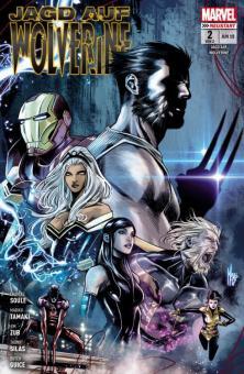Jagd auf Wolverine 2: Am Ende des Weges