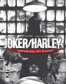 Joker/Harley: Psychogramm des Grauens Band 2 (Variantausgabe)