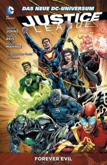 Justice League Paperback 7: Forever Evil (Softcover)