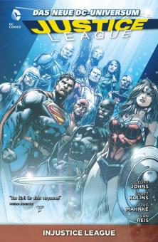 Justice League Paperback 8: Injustice League (Softcover)