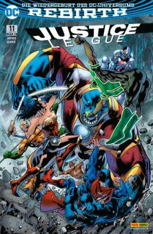 Justice League (Rebirth) 11