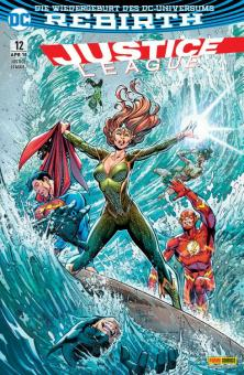 Justice League (Rebirth) 12