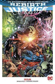 Justice League (Rebirth) Paperback 3: Zeitlos
