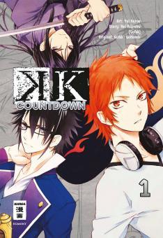 K – Countdown Band 1