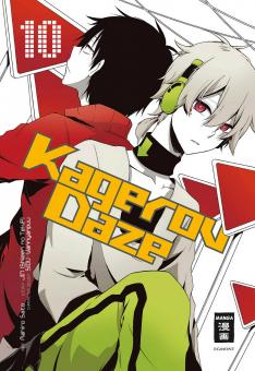 Kagerou Daze Band 10
