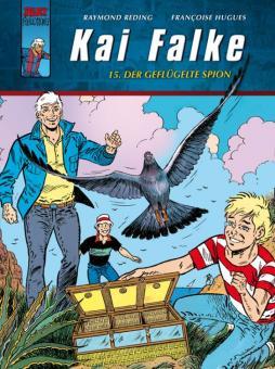 Kai Falke 15: Der geflügelte Spion