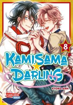 Kamisama Darling Band 8