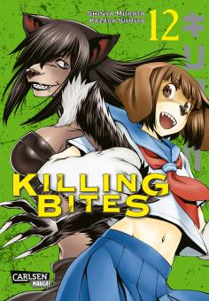 Killing Bites Band 12