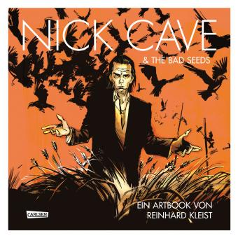 Nick Cave & The Bad Seeds (Artbook) (limitierte Ausgabe)