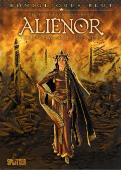 Königliches Blut Alienor - Die schwarze Legende I