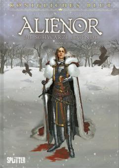Königliches Blut Alienor - Die schwarze Legende II