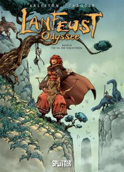 Lanfeust Odyssee 8: Tse-Hi, die Wächterin
