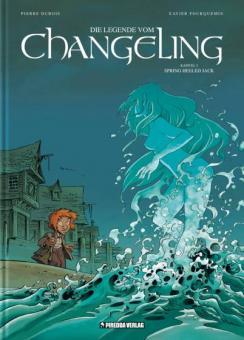 Legende vom Changeling 3: Spring Heeled Jack