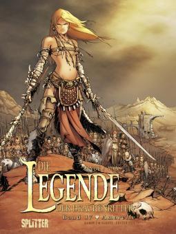 Legende der Drachenritter 17: Amarelle