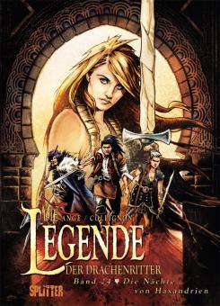 Legende der Drachenritter 24: Die Nächte von Haxandrien