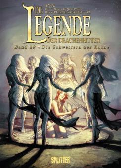 Legende der Drachenritter 29: Die Schwestern der Rache
