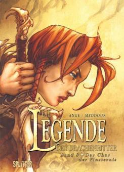 Legende der Drachenritter 8: Der Chor der Finsternis