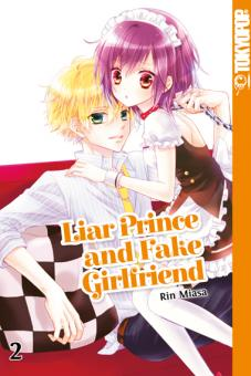 Liar Prince and Fake Girlfriend Band 2