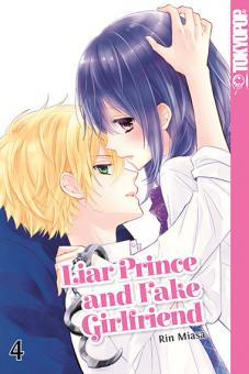 Liar Prince and Fake Girlfriend Band 4