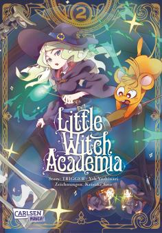 Little Witch Academia Band 2