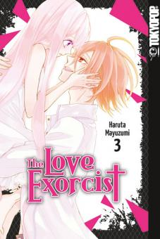 Love Exorcist Band 3