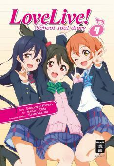 Love Live! - School Idol Diary Band 4