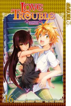 Love Trouble: Darkness Band 16