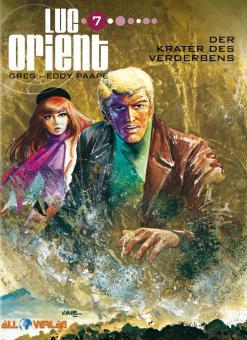 Luc Orient 7: Der Krater des Verderbens