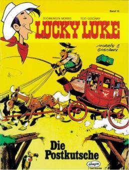 Lucky Luke (HC) 15: Die Postkutsche