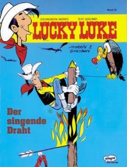 Lucky Luke (HC) 18: Der singende Draht
