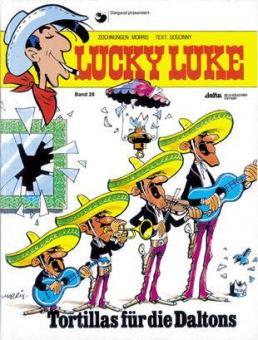 Lucky Luke (HC) 28: Tortillas für die Daltons