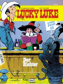 Lucky Luke (HC) 31: Der Richter
