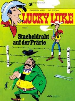 Lucky Luke (HC) 34: Stacheldraht auf der Prärie