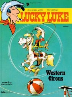 Lucky Luke (HC) 62: Western Circus